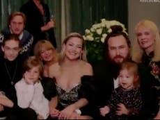 """Kate Hudson es criticada por concurrida fiesta de los Globos de Oro: """"Más gente de la que he visto en un año"""""""