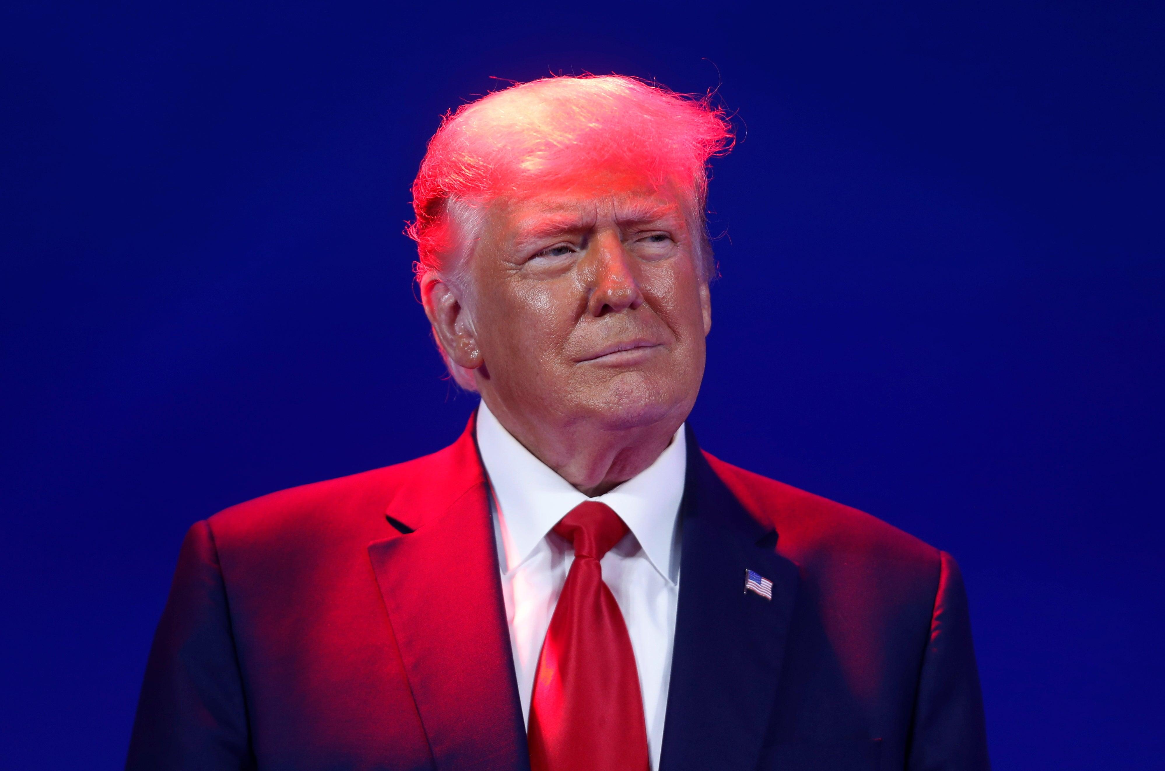 Latest Donald Trump news - cover