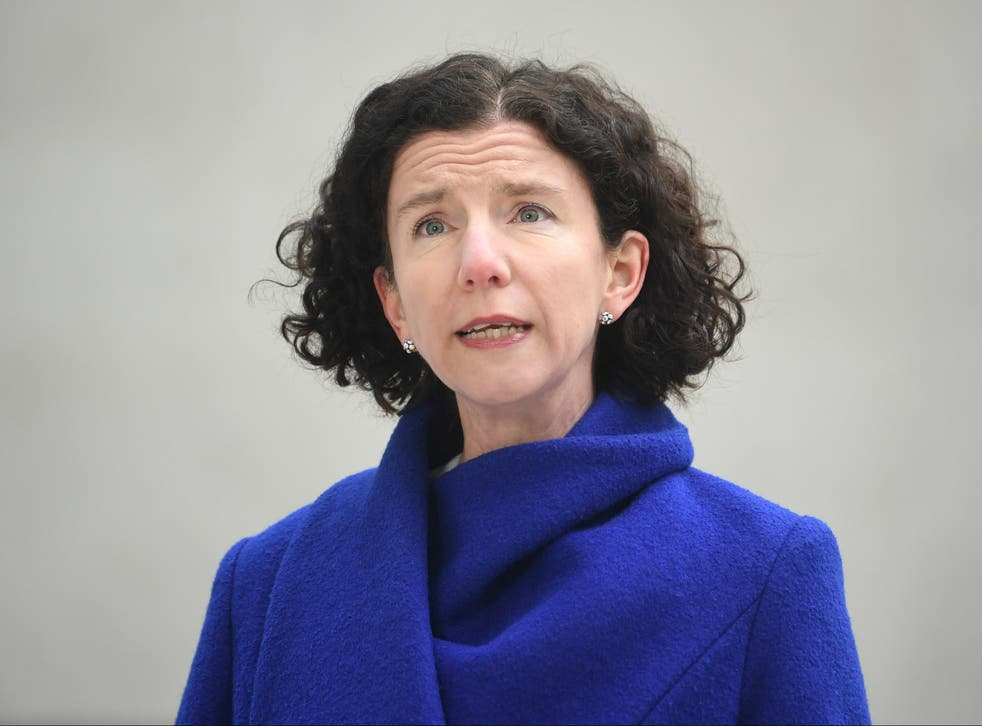 <p>Labour's shadow chancellor Anneliese Dodds</p>