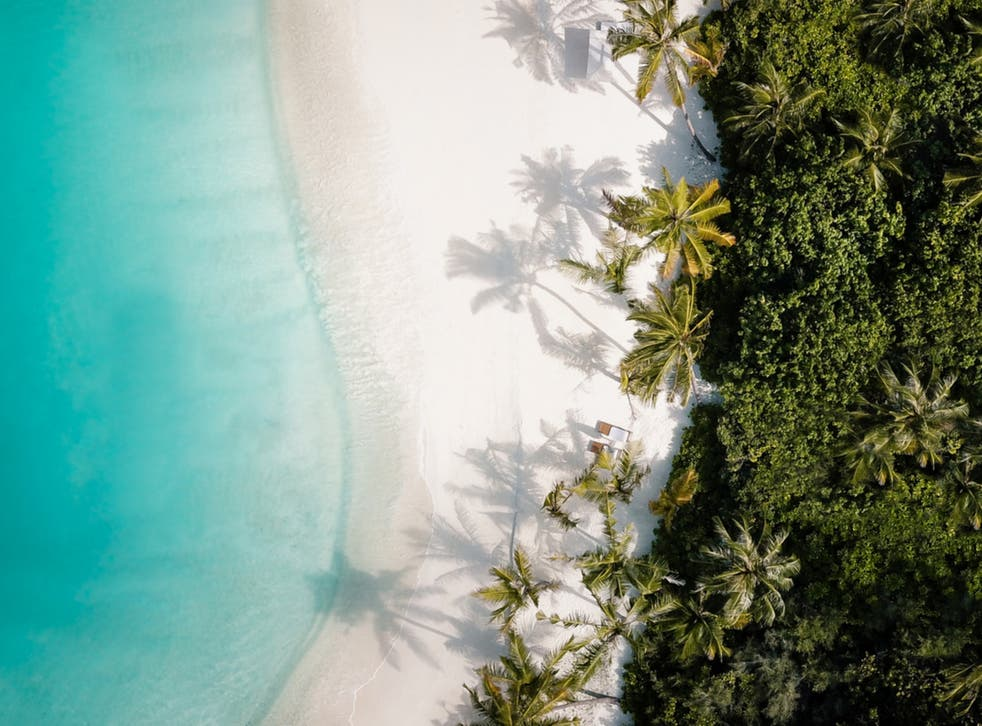 <p>The Maldives is launching a 'visit, vaccinate, vacation' programme</p>