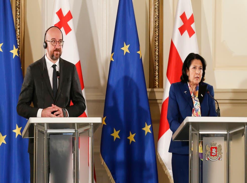 Georgia EU