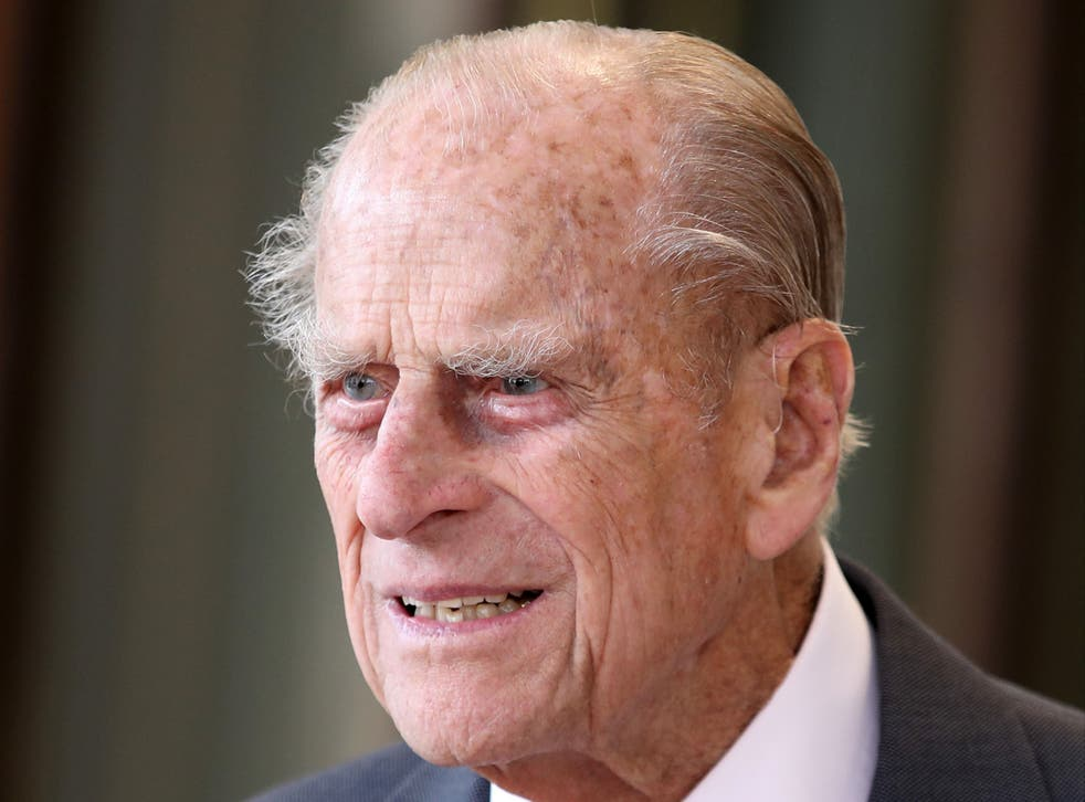 Prince Philip has been transferred to St Bartholomew's Hospital in London