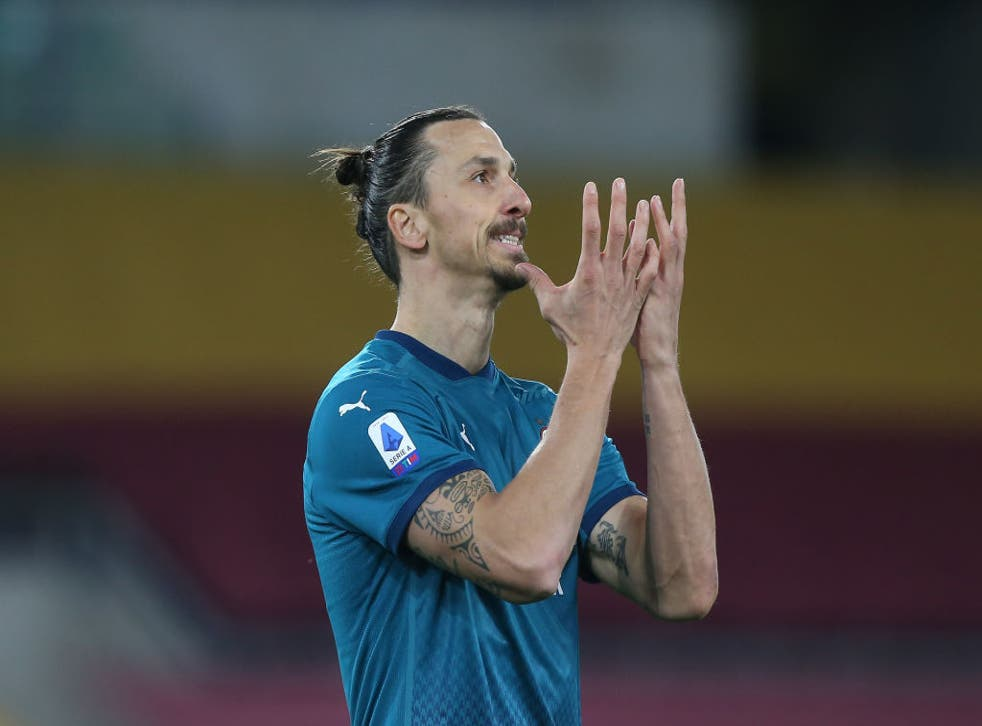 <p>Zlatan Ibrahimovic will miss the first leg of the Europa League tie</p>