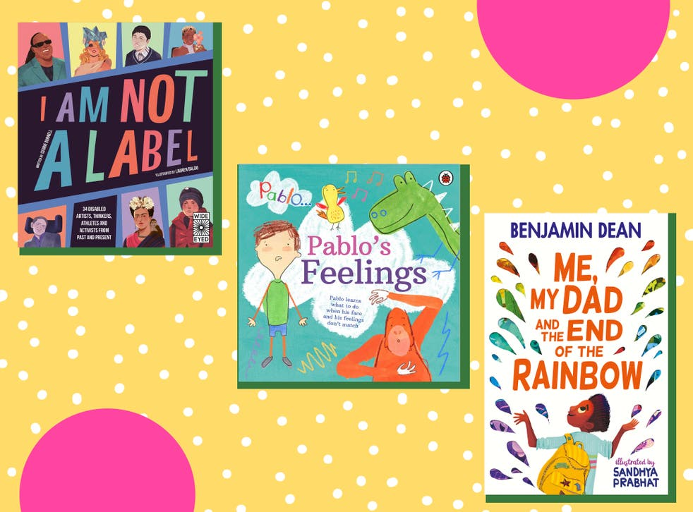 <p>Fill your child's bookshelf with literature that celebrates the whole spectrum of life</p>