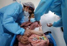 Colombia es el primer país en las Américas en recibir vacunas del programa de la ONU