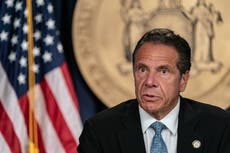 Andrew Cuomo to be investigated by New York attorney general for alleged sexual harassment
