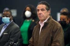 Harassment, bullying claims dog Cuomo, once a pandemic star