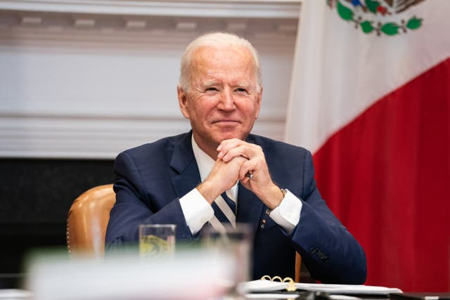 <p>Biden puts brakes on deal to hand over sacred Apache land for huge new copper mine</p>