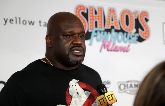 Shaq The Wrestler Basketball Wrestling