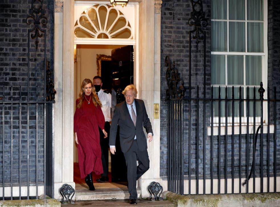 Boris Johnson Preparing To Set Up, Downing Street Furniture Cost