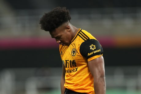 Nuno delighted slippery` Adama Traore avoiding injuries due to rubbing baby oil on arms