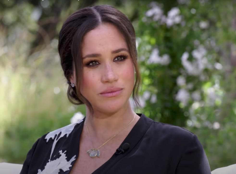 Markle will talk to Winfrey about motherhood and life in the public eye
