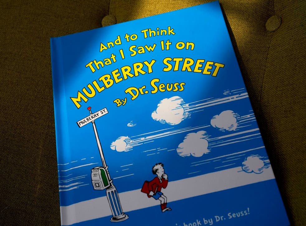 <p>Dr Seuss is being re-examined</p>