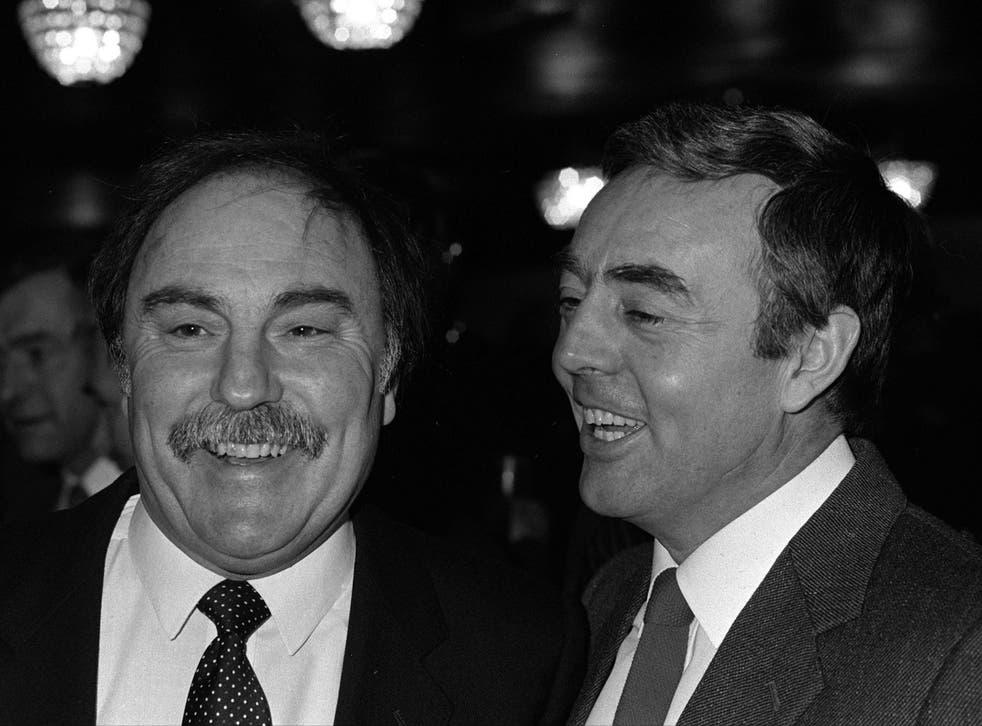 Jimmy Greaves and Ian St John