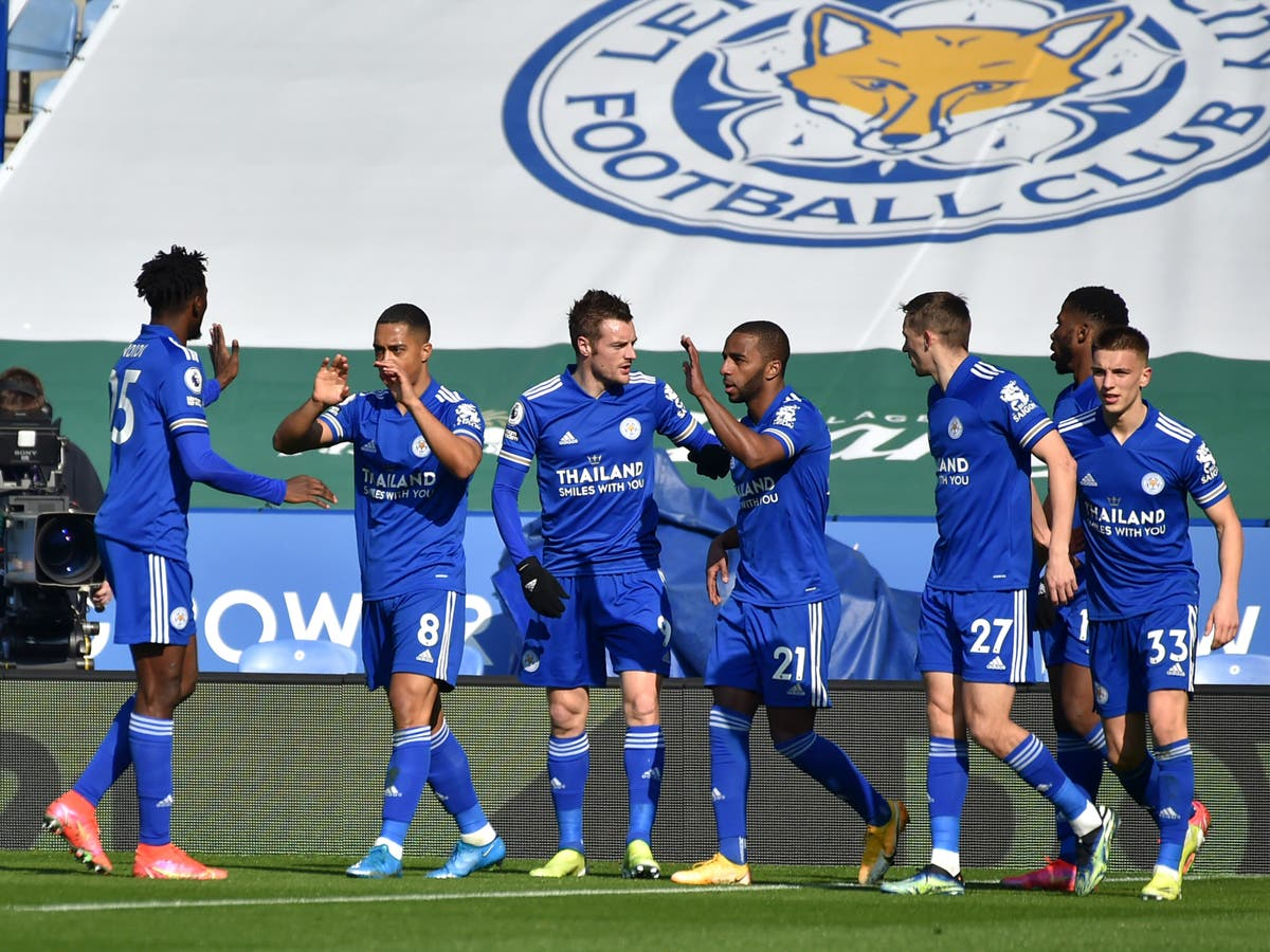 burnley vs leicester city - photo #16