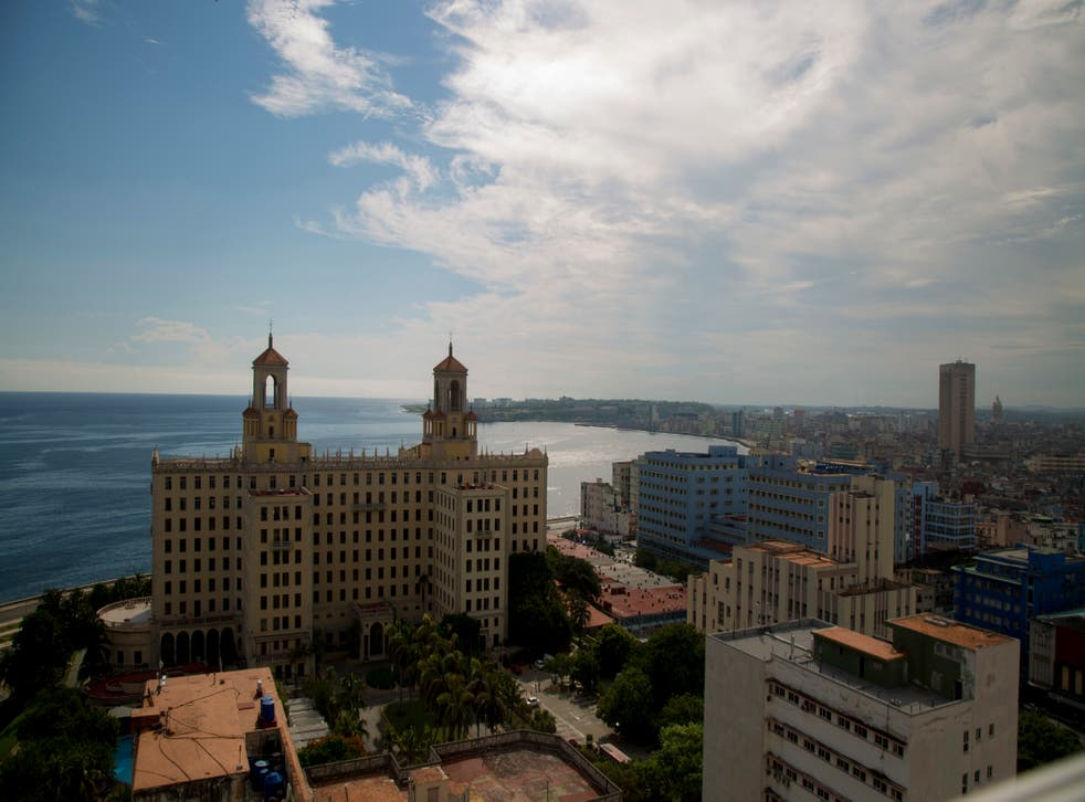 Virus Outbreak Cuba Caribbean Tourism