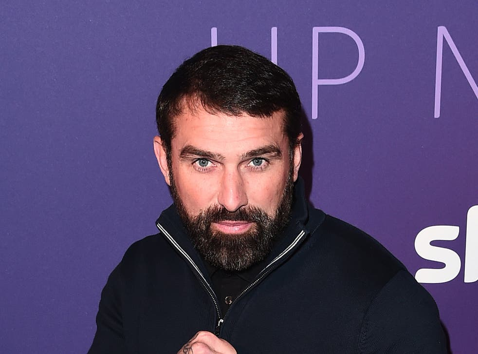 pAnt Middleton denies making 'lewd comments' to women on set of 'SAS: Who Dares Wins' /p