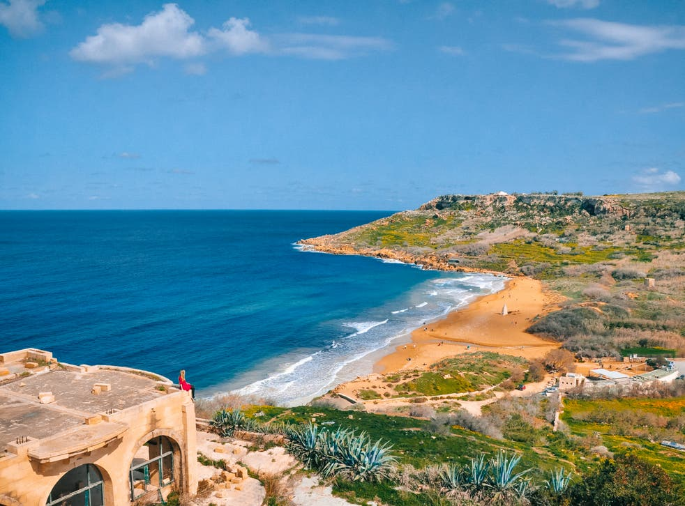 Slow down and take in Gozo's rugged landscapes