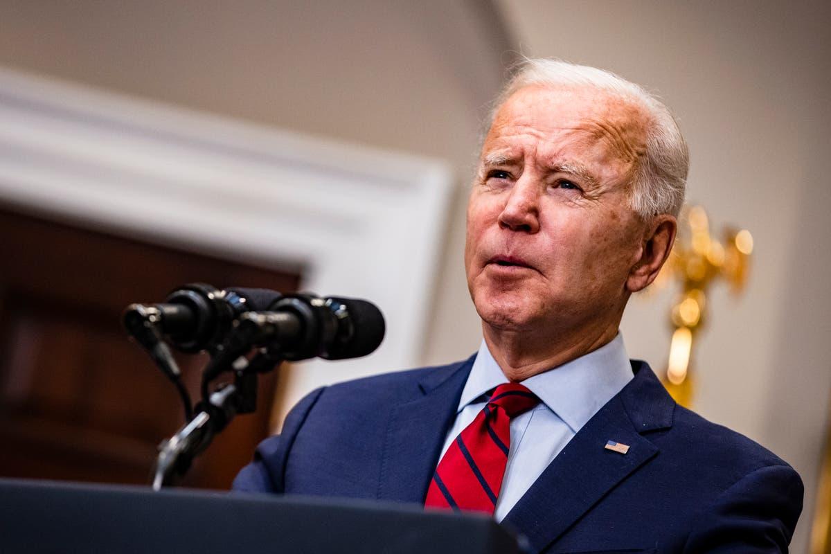 Tanden drops out over Twitter row - follow Biden news