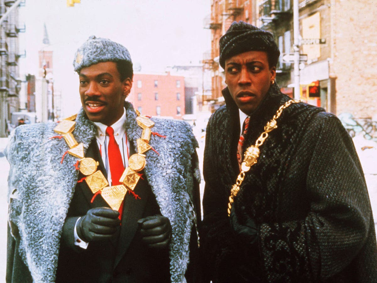 Eddie Murphy and Arsenio Hall were 'forced' to cast a white actor in Coming to America