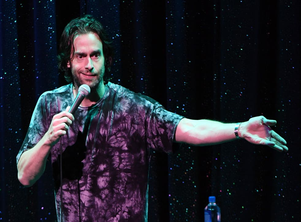 The stand-up comedian was accused last year of 'grooming' underage girls
