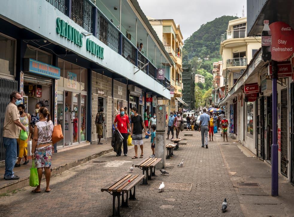 Virus Outbreak Seychelles Herd Immunity