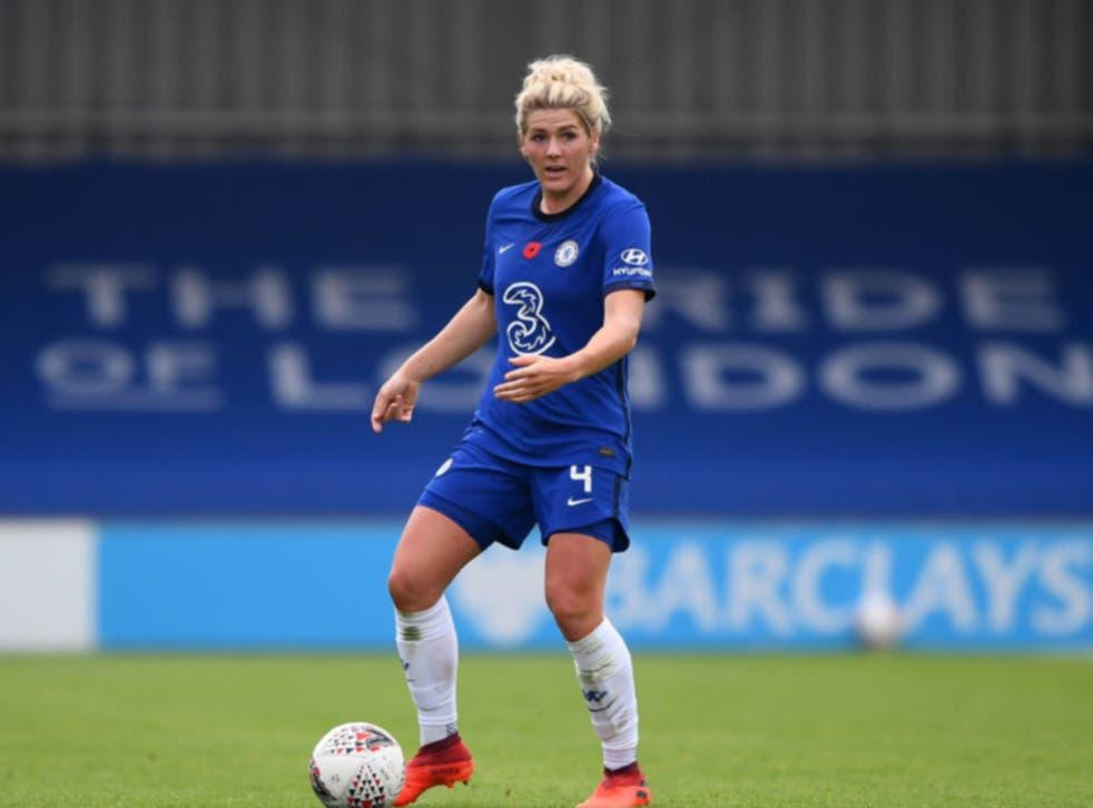 <p>Chelsea's Millie Bright</p>