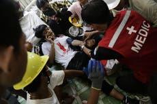 Al menos nueve muertos en Myanmar mientras la policía abre fuego en varias ciudades