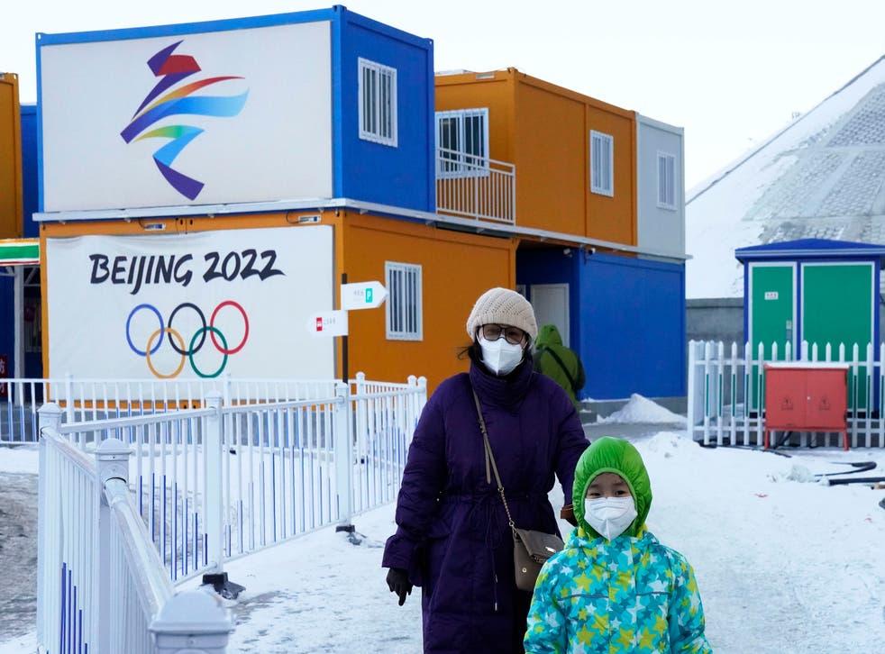 Congress Calendar 2022.China Calls For 2022 Winter Olympics Boycott Doomed To Fail Failure Calendar Capital Bodies Boycott The Independent
