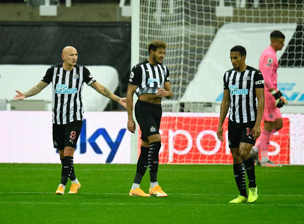 <p>Steve Bruce's side are struggling to get results</p>