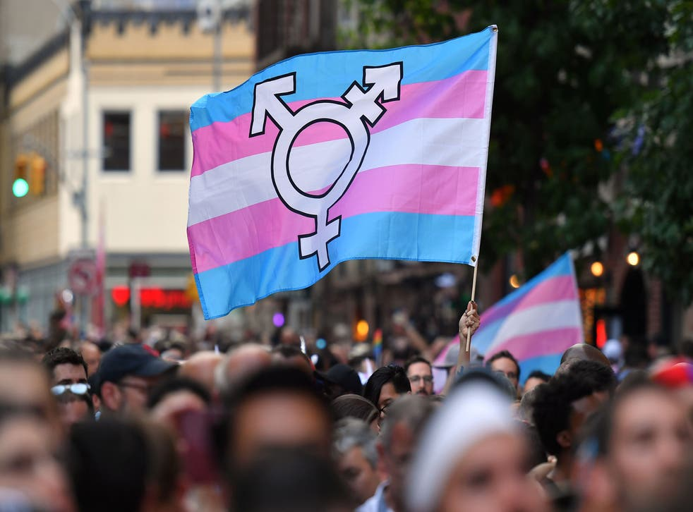 <p>Conservatives are talking more about transgender rights </p>