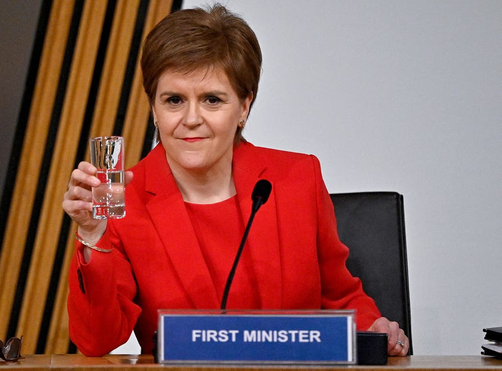 Is Nicola Sturgeon in the clear? | The Independent