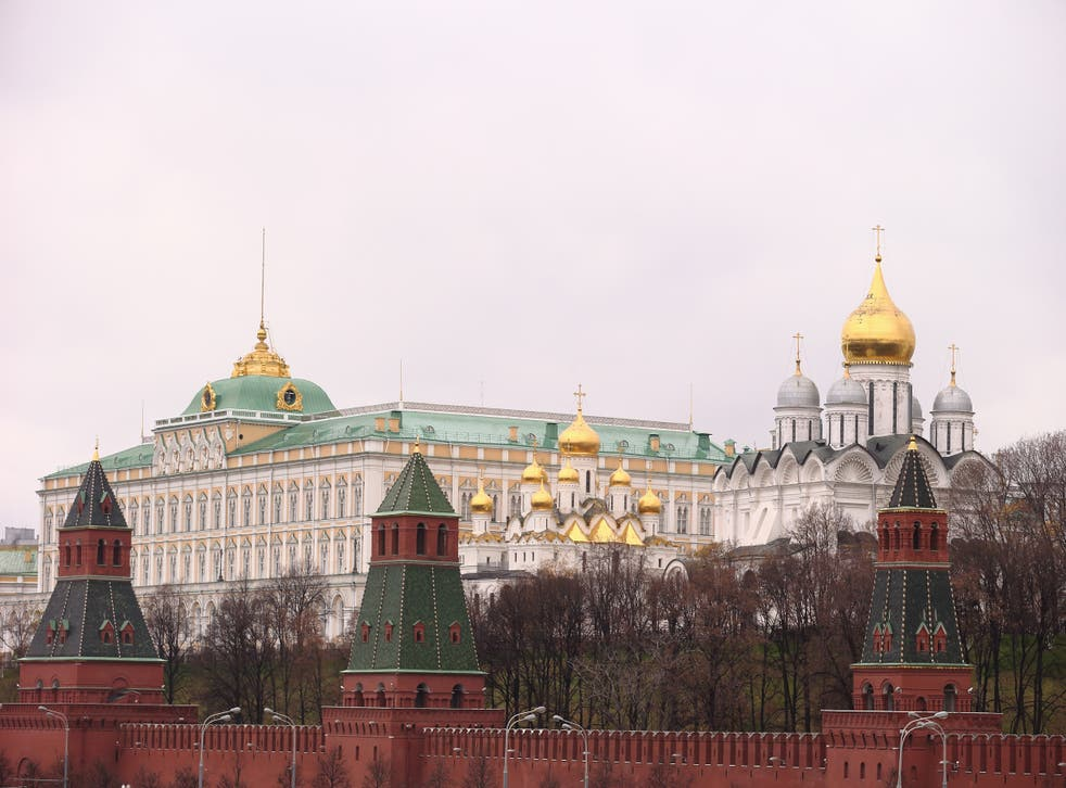 <p>Washington imposed sanctions against seven senior Russian officials on Tuesday</p>