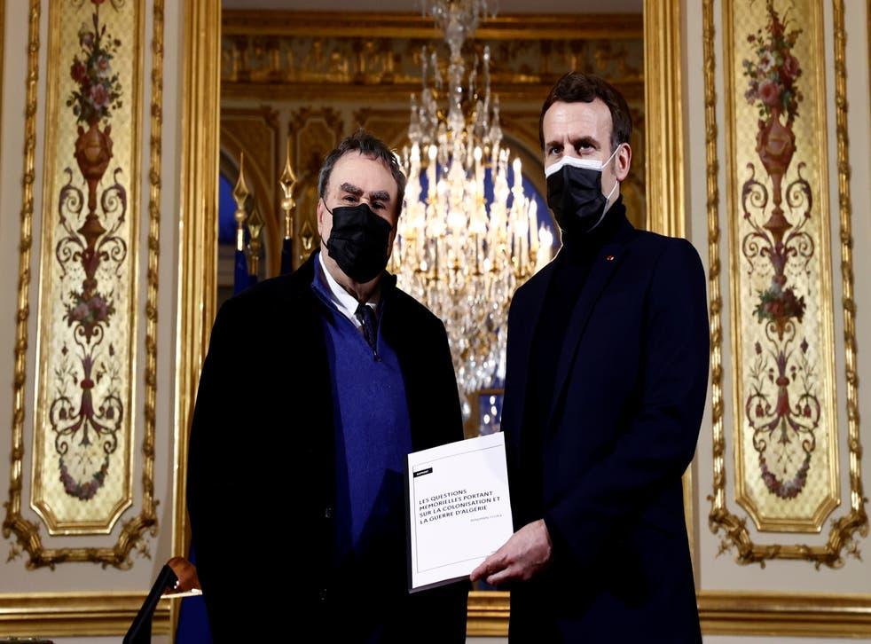 France Algeria Colonialism