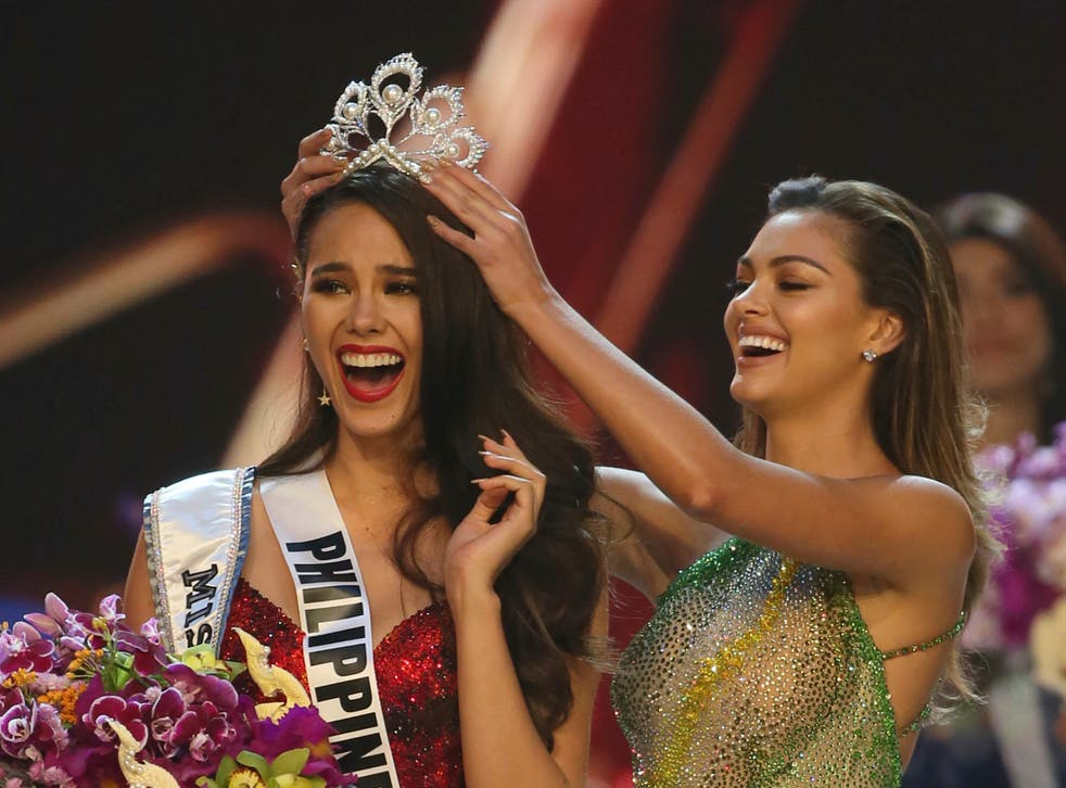 TV-Miss Universe Competition