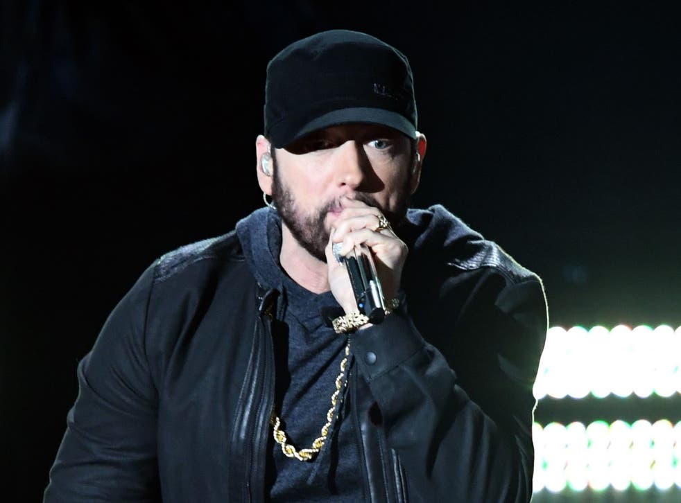 <p>Eminem is at the centre of a  TikTok campaign to be cancelled by Generation Z users</p>