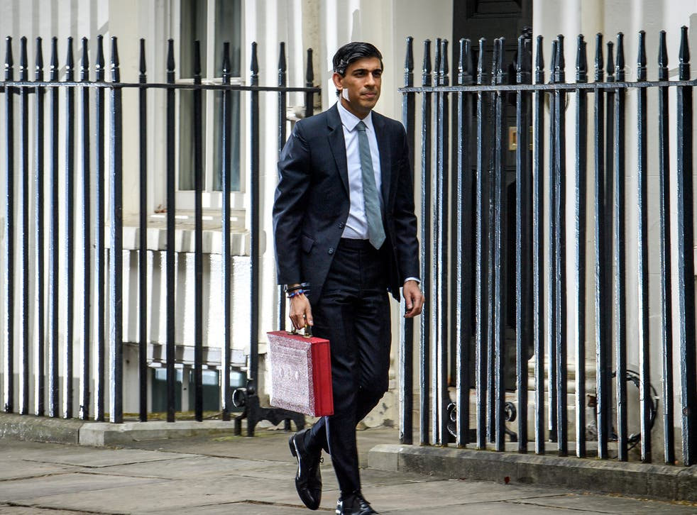 <p>The chancellor thanked 'mums' for their efforts in managing homeschooling, but his approach to financial support seems less gender-specific</p>