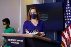 La Casa Blanca exhorta a residentes de Texas y Mississippi a seguir recomendaciones de los CDC