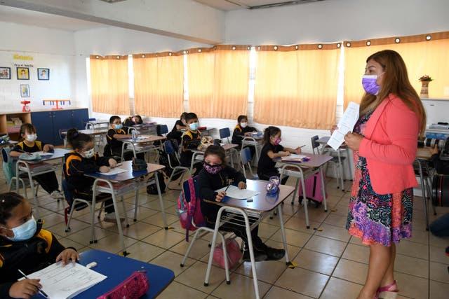 <p>La reapertura fue criticada por el Colegio de Profesores de Chile</p>