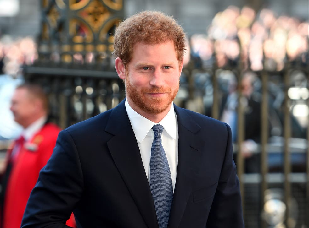 Who is who in Prince Harry's life?
