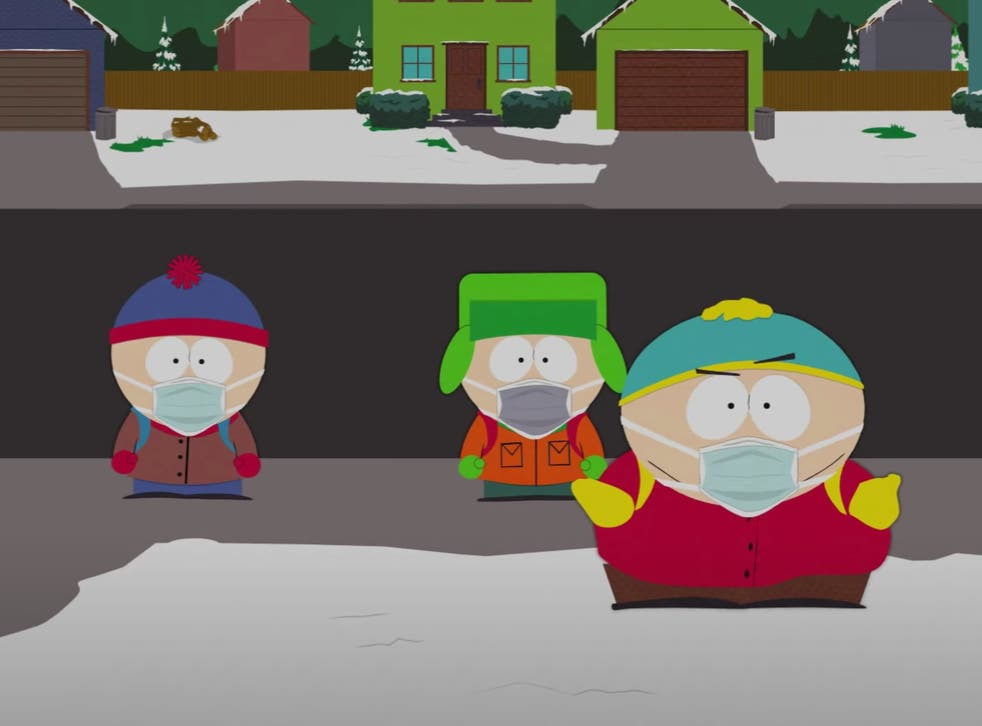 South Park's vaccination special will air next week