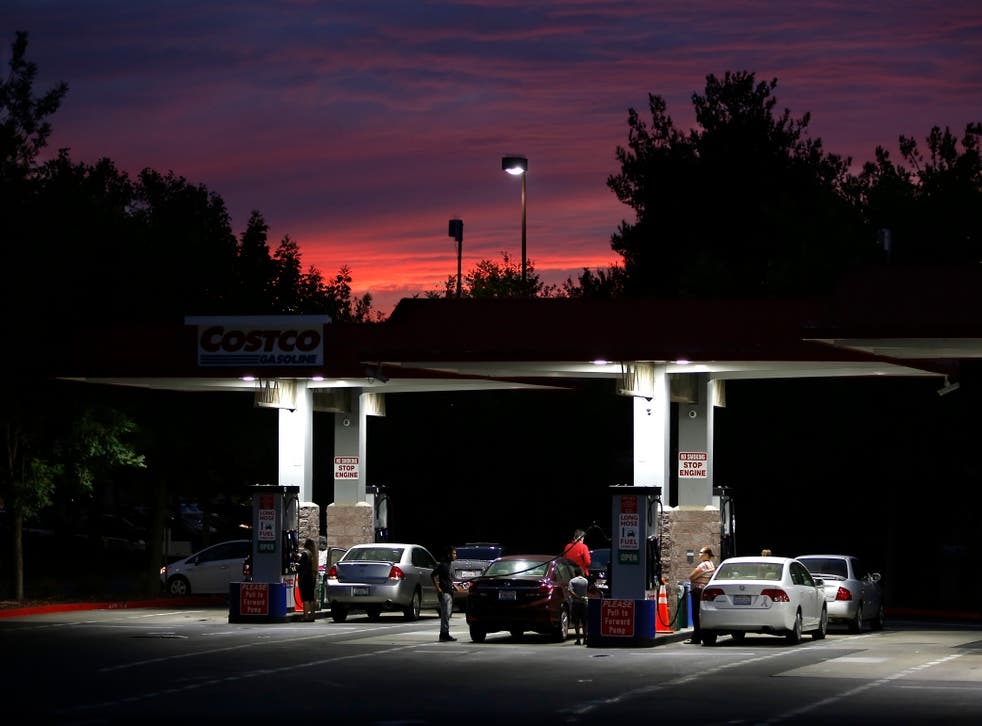 Gas Stations Ban