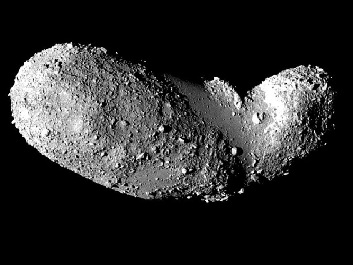 Scientists shocked at water and organic material found on asteroid