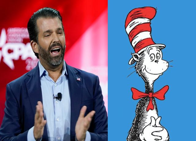 """<p>Algunas figuras conservadoras como Donald Trump Jr y Fox News lo han aprovechado con entusiasmo y otros incidentes recientes como el cambio de nombre de Mr. Potato Head, como su último """"grinch"""".  </p>"""