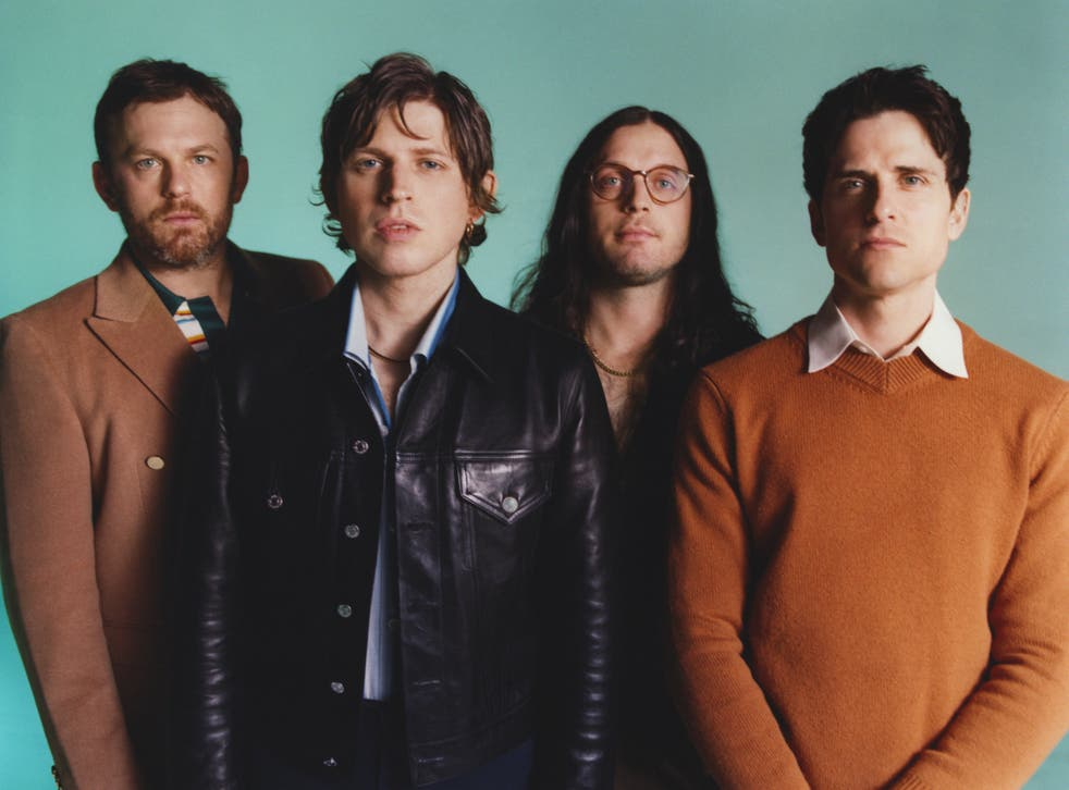 Kings of Leon: 'The older you get, the more you don't really give a s*** about what everyone else thinks'