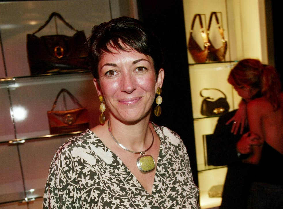 <p>Ghislaine Maxwell has appeared on New York's tax owed list</p>
