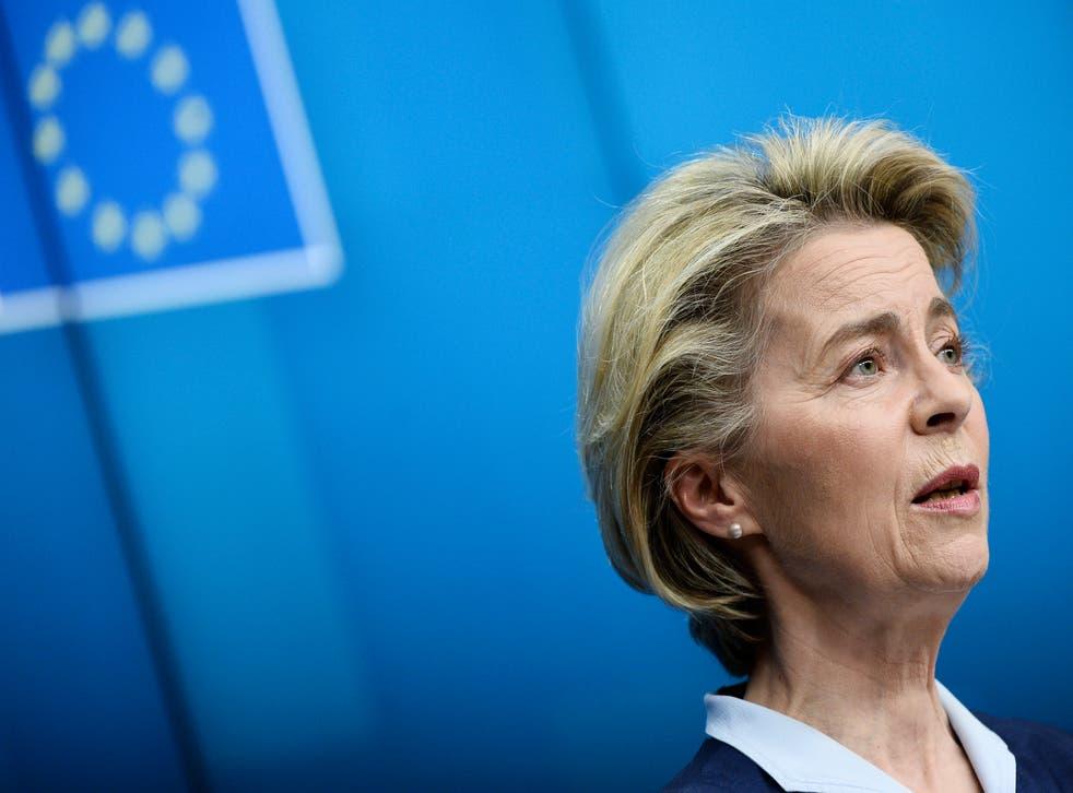 Virus Outbreak Europe EU Summit