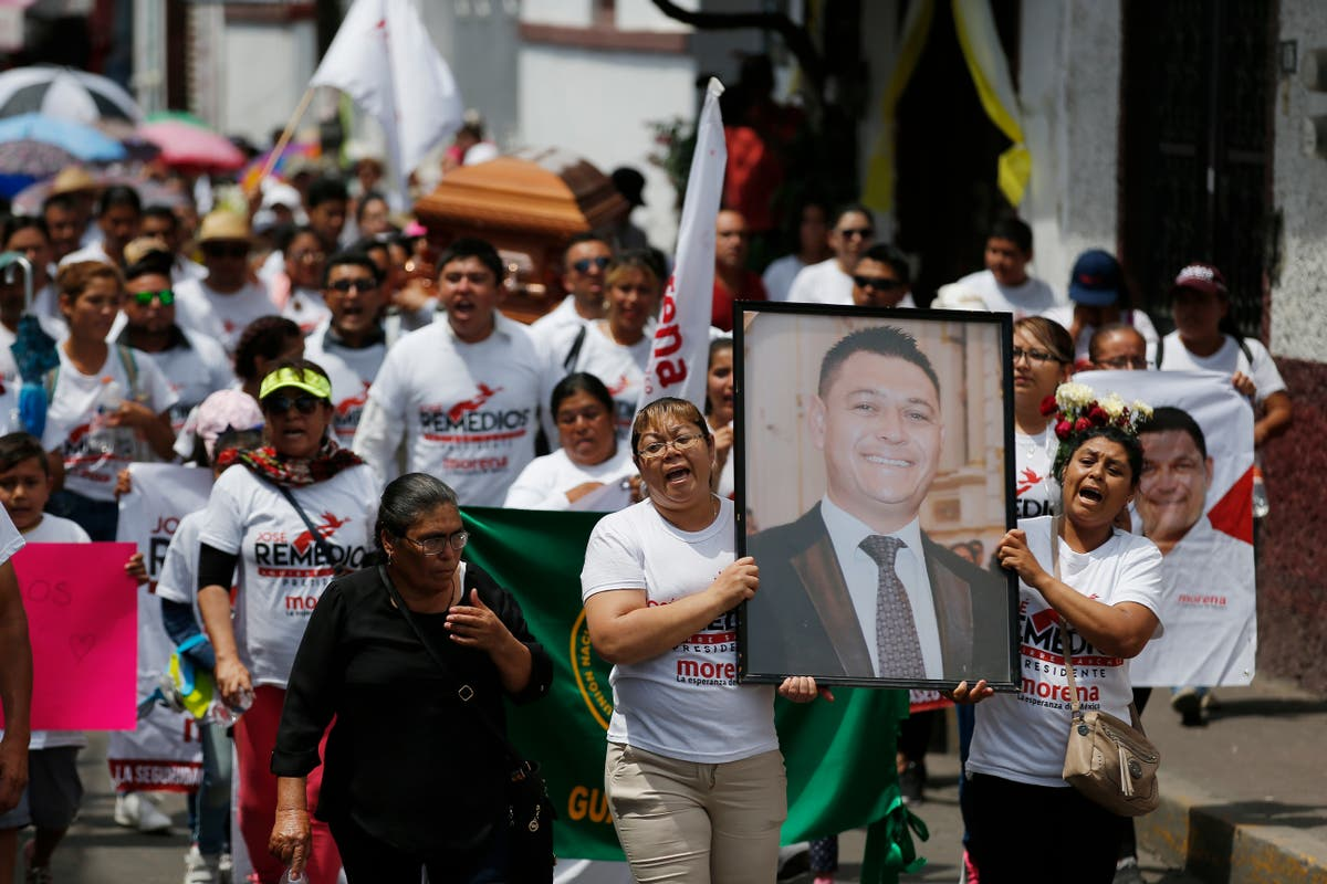 Mexico to raise security for candidates ahead of elections - independent