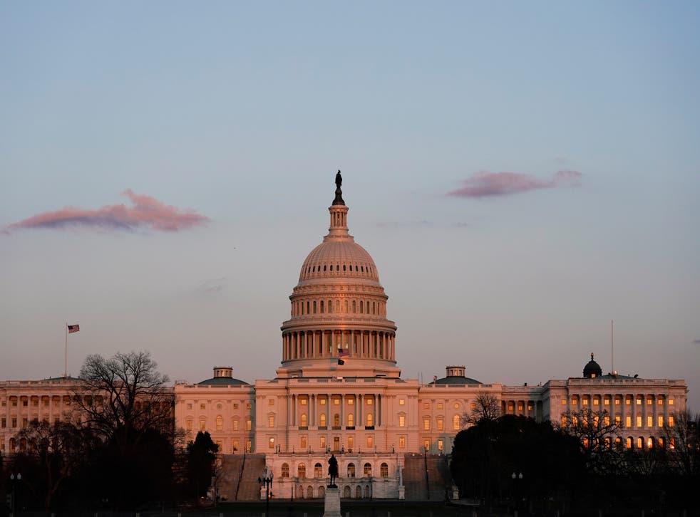 Capitol Breach Threat
