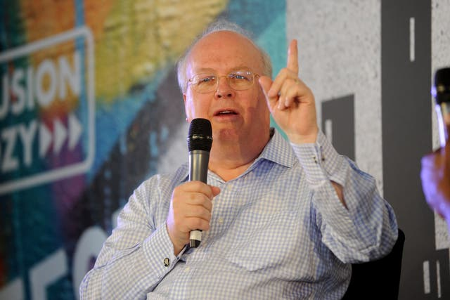 <p>Former White House Deputy Chief of Staff Karl Rove attends OZY Fusion Fest 2016 at Rumsey Playfield in Central Park on July 23, 2016 in New York City</p>